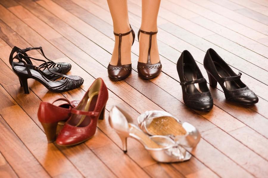 a7989fb65 Секрет стройных ног кроется в … умело подобранной обуви!